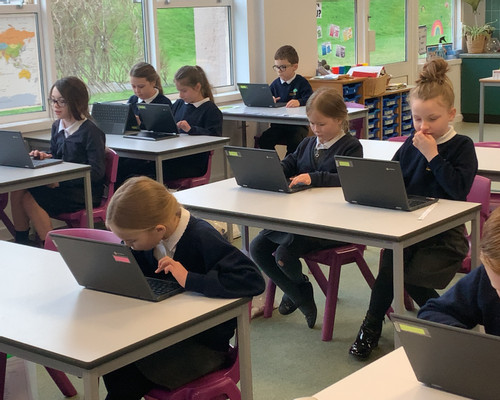 1__We_had_a_fantastic_surprise_arrive_this_morning__Our_class_set_of_ChromeBooks__How_exciting__We_couldn_t_wait_to_play_on_TTRS_